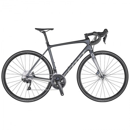 2020-scott-addict-10-disc-grey-road-bike