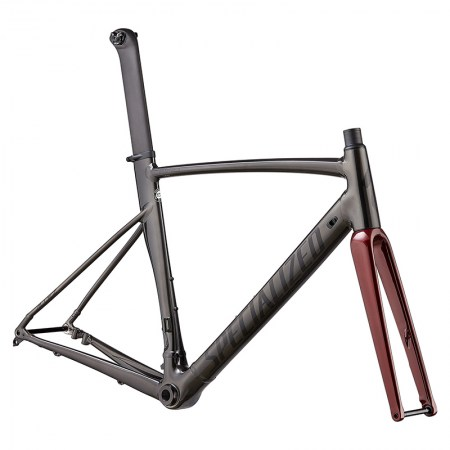 2020-specialized-allez-sprint-disc-road-frameset-polished-chrome-black-black-chrimson-metallic